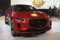 Auto des Jahres: Elektrischer Jaguar gewinnt Car of the Year 2019