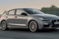Hyundai i30 Fastback N: Hinten geht's ab