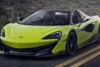 McLaren 600 LT und 720S Spider: Offen und eilig