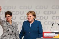 Dröhnendes Grummeln in der CDU: Was Kramp-Karrenbauer fehlt
