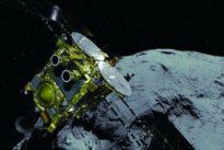 """Japanische Raumsonde: """"Hayabusa2"""" landet auf Ryugu"""