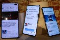 Neue Produkte von Samsung: Vier neue Smartphones zum zehnten Jubiläum