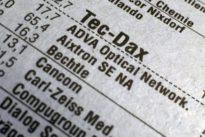 Tec-Dax: Der Tec-Dax bleibt auf Klettertour