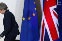 Dritter Anlauf: May könnte Votum zum Brexit-Abkommen auch absagen