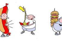 """Ungesunde Kindergerichte: """"Der Ernährungsfehler liegt bei den Eltern"""""""