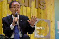 UN-Chef zum Weltklimavertrag: Eine neue Ära der Chancen