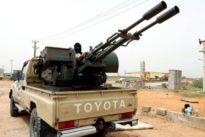 Bürgerkrieg in Libyen?: Vulkan der Wut