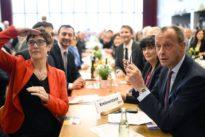 Zukunft der CDU: Annegret und Friedrich haben sich lieb