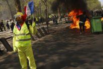 """Frankreich: Abermals Zusammenstöße zwischen """"Gelbwesten"""" und Polizisten"""