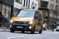 VW-Tochterunternehmen Moia: Volkswagen fährt jetzt mit Sammeltaxis durch Hamburg