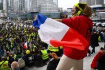 """Proteste in Frankreich: So wenige """"Gelbwesten"""" wie nie zuvor"""
