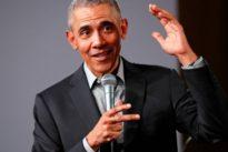 Obama in Berlin: Er will immer noch die Welt retten