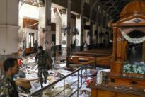 """""""Voller Entsetzen"""": Steinmeier kondoliert dem Präsidenten von Sri Lanka"""