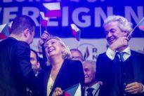 Vor Europawahl: Rechter Regenbogen