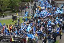 Neues Referendum?: Der Ruf nach Unabhängigkeit schallt wieder durch Glasgow