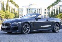 BMW 8er Cabriolet: Die hohe Kunst der feinen Mütze