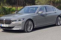 Probefahrt im neuen BMW 7er: Mehr Wucht am großen Wagen