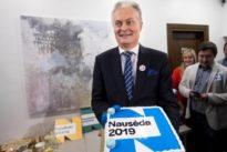 Litauens Präsidentenwahl: Politneuling kommt in die Stichwahl