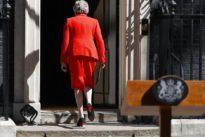 Mays Rücktritt: Im Amt, aber nicht mehr an der Macht