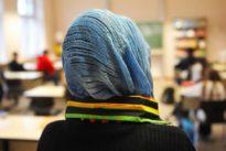 Verbot in Grundschulen?: Zeichen zum Kopftuch