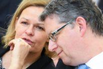Nachfolge von Schäfer-Gümbel: SPD-Vorstand will Faeser als Parteivorsitzende