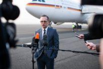 Antrittsbesuch in Bulgarien: Maas hat wieder Pech mit seinem Flieger