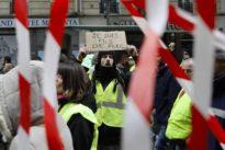 """Luft raus?: """"Gelbwesten""""-Proteste in Frankreich schrumpfen auf Rekordtief"""