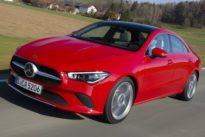 Mercedes-Benz CLA: Haifisch mit vier Türen