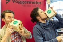 Kazoojón-Erfinder: Mit der Ansing-Trommel bis nach Australien