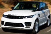 Range Rover Plug-in-Hybrid: Absurdes Steuersparmodell