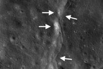 Lunare Beben: Überraschende Bewegungen auf dem Mond