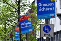 """AfD-Wahlplakate zur Europawahl: """"Geht's noch, Brüssel?"""""""