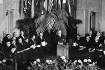 """Vor 70 Jahren: 70 Jahre Nato: Das Ende der  """"Großen Illusion"""""""