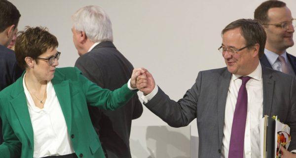 Rumoren in der CDU: Was hat Armin Laschet vor?