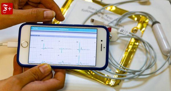 Smartphone-App: Was bringt das EKG-Gerät für die Hosentasche?