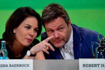 Kanzlerkandidatur: Baerbock oder Habeck?