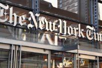 """Zeitung """"New York Times"""": Für eine schöne, witzfreie Welt"""