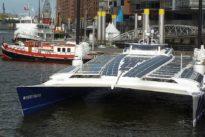 Rennboot als Forschungsschiff: Sauber um die Welt