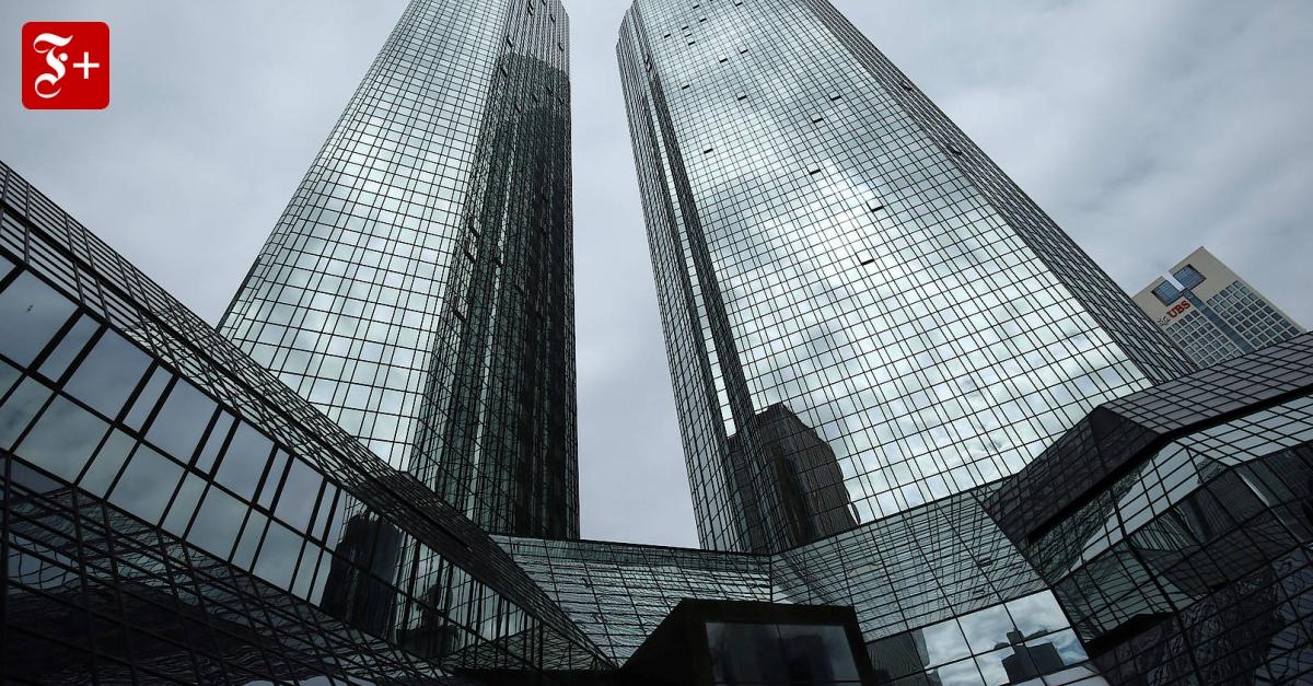 Deutsche Bank Aktienkurs Frankfurt