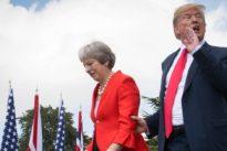 Vor Staatsbesuch: Trump für Boris Johnson und harten Brexit
