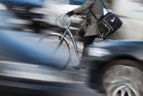 Platzkampf: Freie Fahrt für freie Radler!