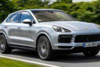 Porsche Cayenne Coupé: Zweitonner auf leichteren Füßen