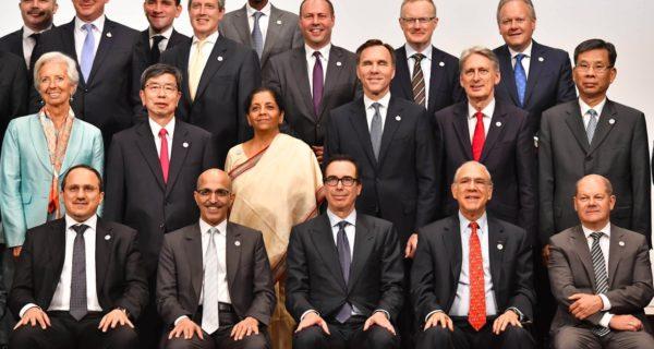 G20 in Japan: Steuerliche Kartellbrüder