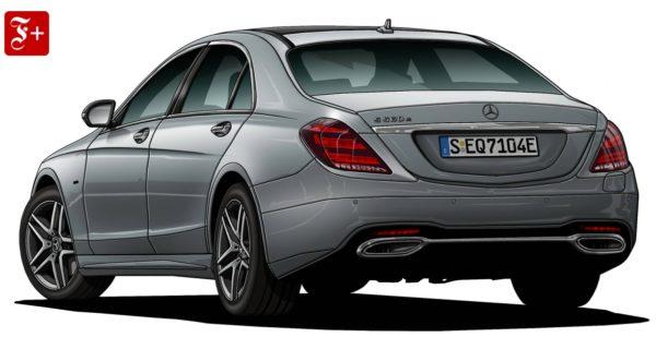 Fahrbericht Mercedes S 560 e: Gut nur fürs Gewissen