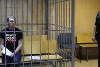 """Justiz in Russland: """"Ich hätte nie gedacht, dass ich bei meiner Beerdigung dabei sein würde"""""""