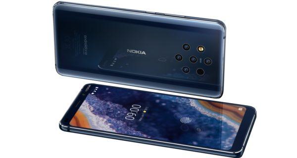 Nokia 9 Pureview im Test: Fünf Kameras für ein Bild