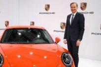 Untreue?: Ermittler durchsuchten Büro des Porsche-Chefs