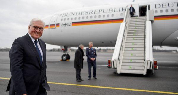 Steinmeier flog Privatjet: Wieder Panne mit Regierungsflieger