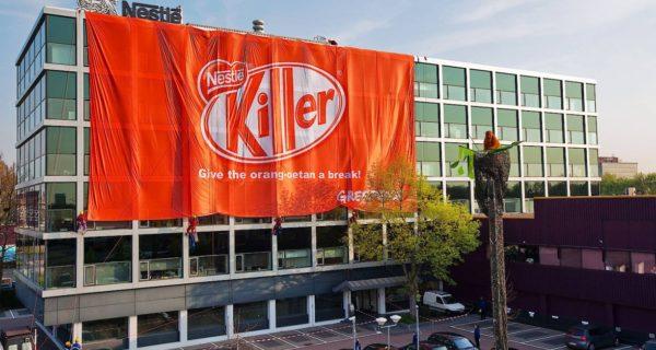 Nach Klöckner-Video: Nestlé ist böse, Nestlé ist der Feind