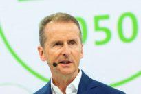 VW-Chef kritisiert Regierung: Diess: Kernkraftwerke sollten länger laufen